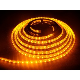 Bandeau led orange étanche SMD 5050