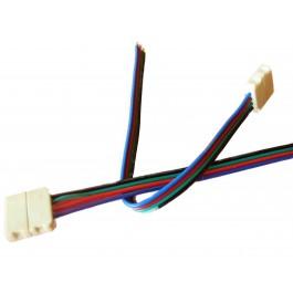 Connecteur contrôleur ruban led RGB