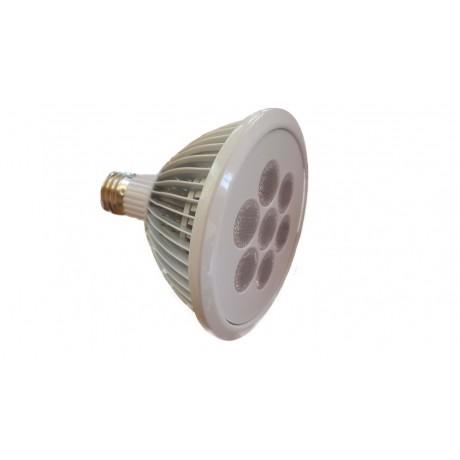 Lampe led E27 PAR 30 7*2 watts