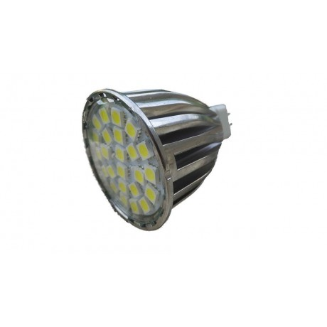 Ampoule LED MR16 blanc froid/chaud