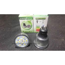 Ampoule LED GU10 500 lumens 5630