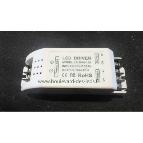 Répéteur de signal pour LED