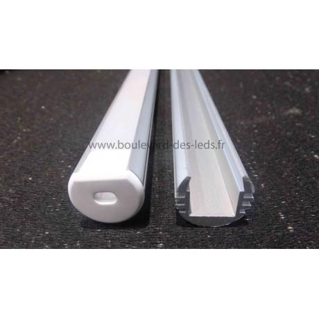 Profilés aluminium BDL1818 rond