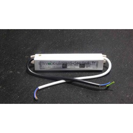 Alimentation 20 watts 24 volts IP66