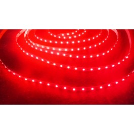 Ruban led rouge 2835 12 watts/m