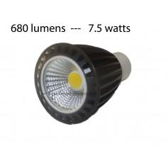 Ampoule led GU10 COB 680 lumens