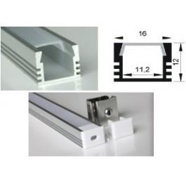 Profilé aluminium BDL1612