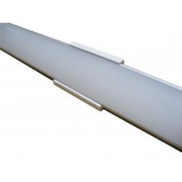 Raccord droit pour profilé aluminium BDL1616