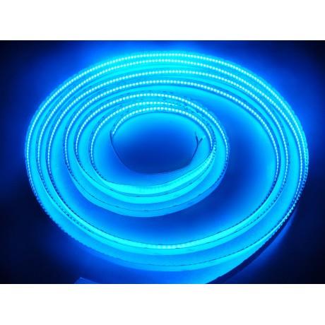 Ruban bleu 240 leds par mètre smd 3528 24V