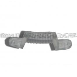 Crochet de fixation pour ruban led 220V