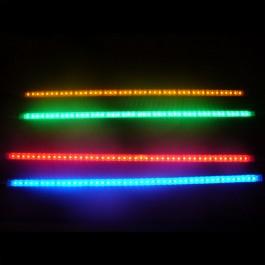 Reglette led couleur 37 cm 45 leds smd 3528