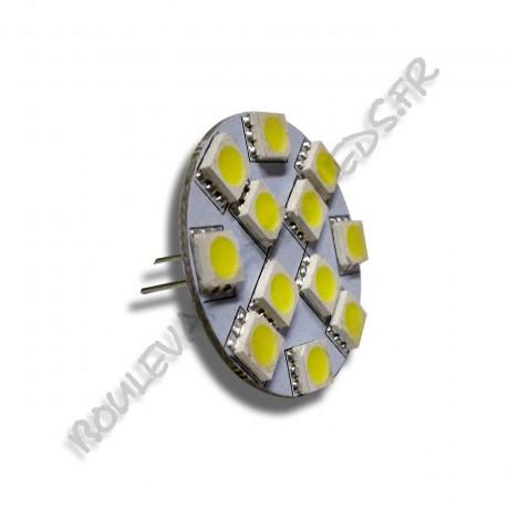 Ampoule led g4 axial
