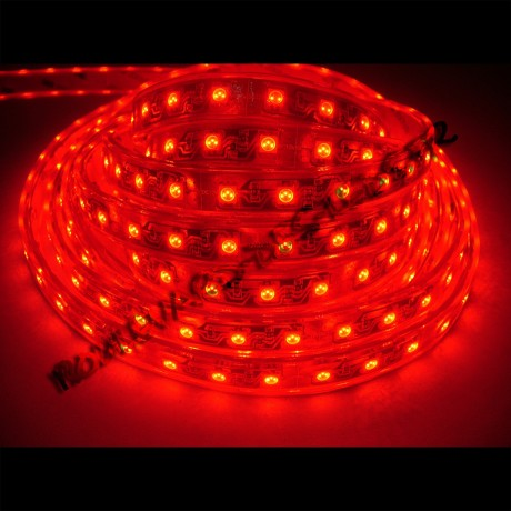 Bandeau led rouge IP68 5050