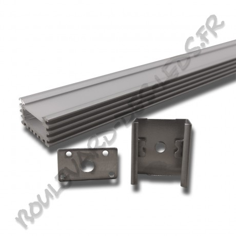 Profilés aluminium BDL1709 spécial led