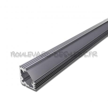 Profilé aluminium d'angle série BDL1919