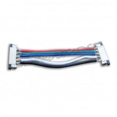 Connecteur souple pour ruban RGBW