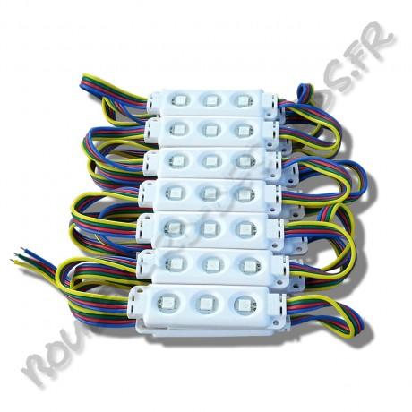Module LED RGB 0.72 watts étanche