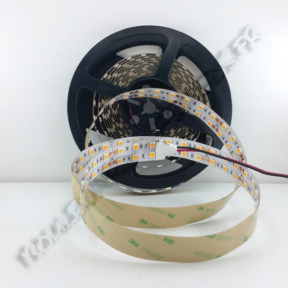 ruban led 24v free ruban led rgb v ip wm ledm with ruban. Black Bedroom Furniture Sets. Home Design Ideas