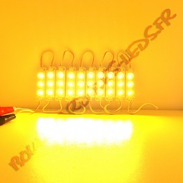 Module LED Blanc chaud 2500-3000K étanche IP65