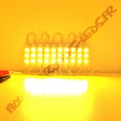 Module LED Blanc chaud 2500-3000K IP65
