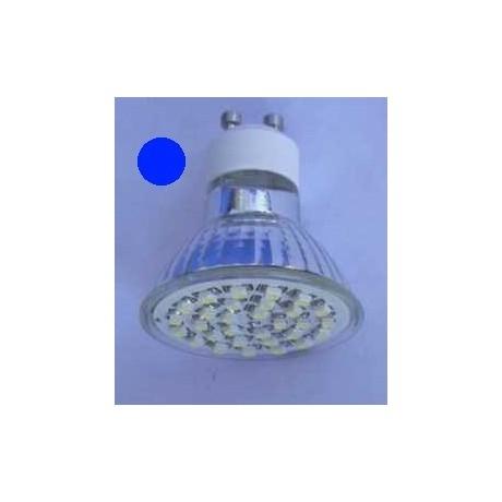 Ampoule led bleue 60 led smd 3528 3 WATTS