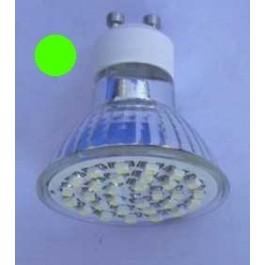Ampoule led verte 60 led smd 3528 3 watts