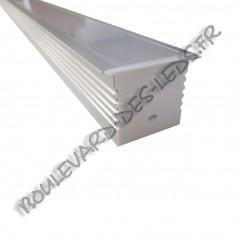 Profilé aluminium BDL3535 à encastrer