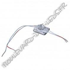 Module led 3 watts avec radiateur