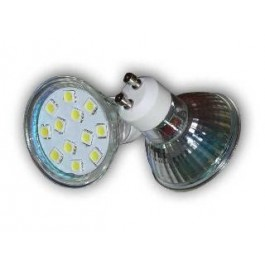 Ampoule led gu10 12 smd 5050 daylight