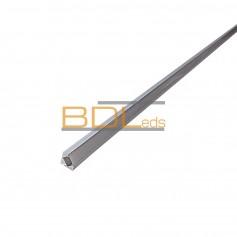 Profile aluminium d'angle BDL1919 plein
