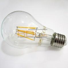 Ampoule led filament E27 8W 2700°K