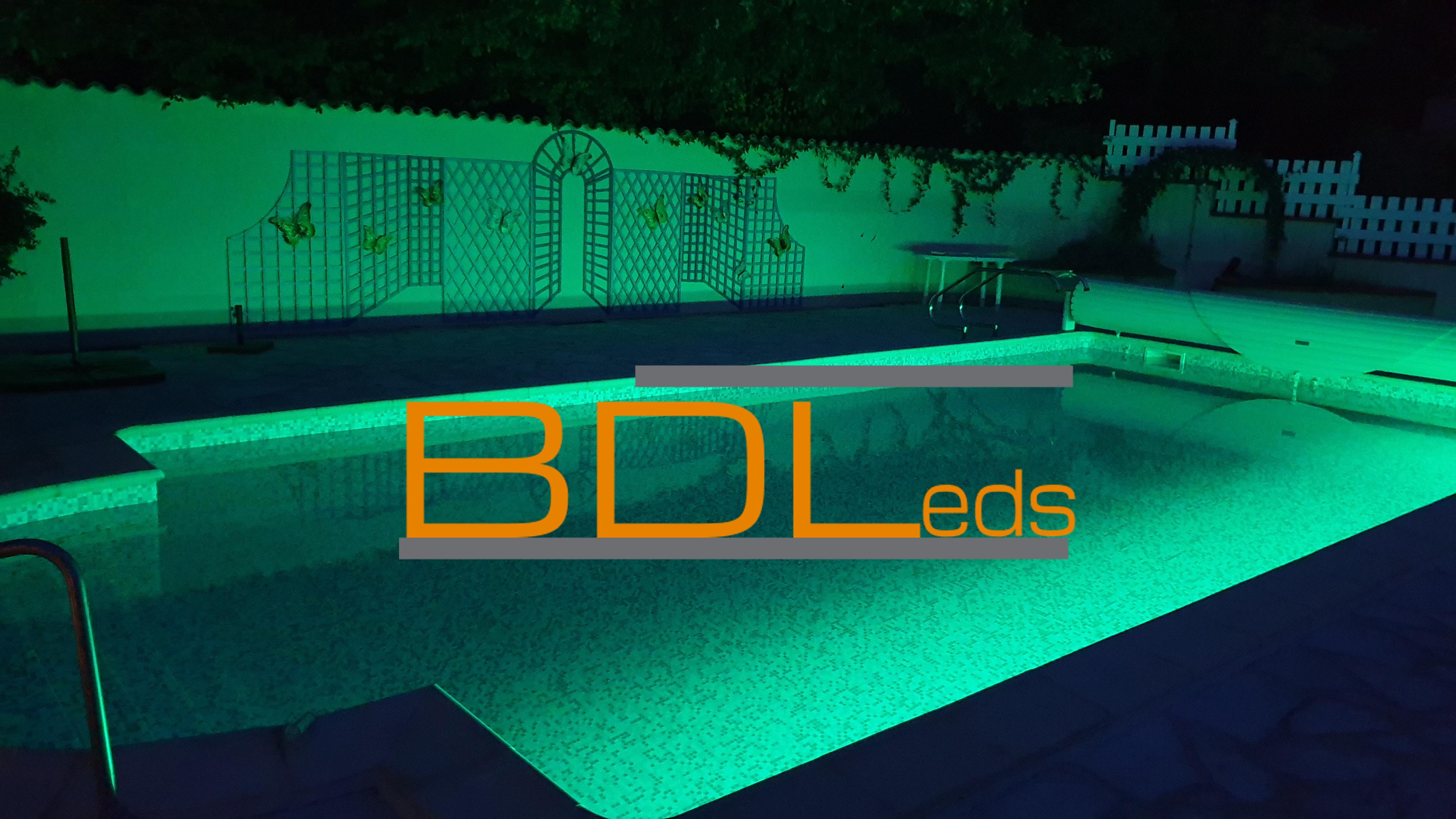 eclairage piscine neon flexible ledvert