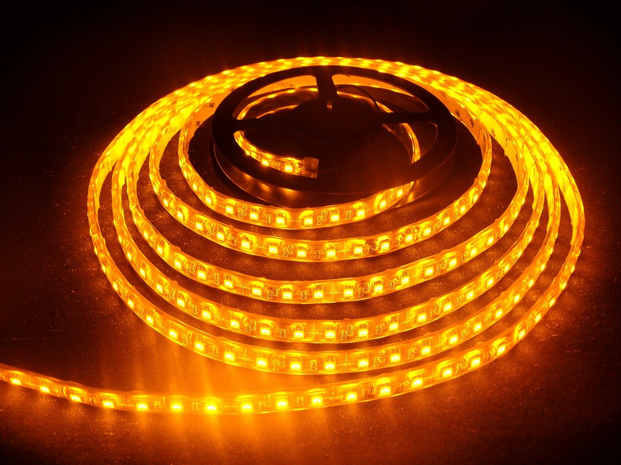 Bande led orange