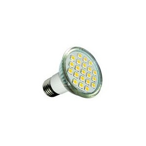 ampoule led e27 21 leds smd 5050 daylight. Black Bedroom Furniture Sets. Home Design Ideas